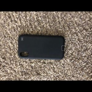 iPhone X speck phone case